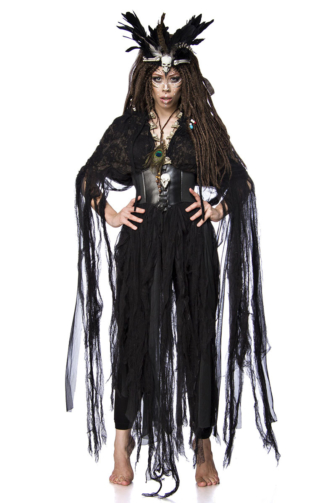 Voodoo Witch Costume