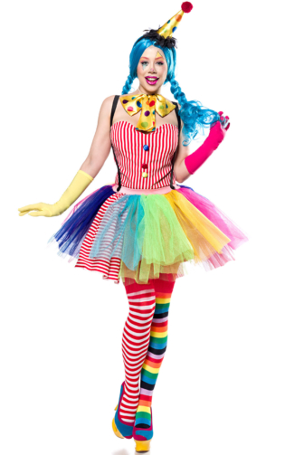 Clown Girl