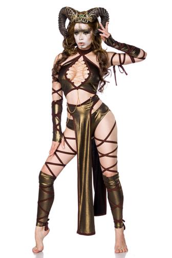 Demon costume: Succubus
