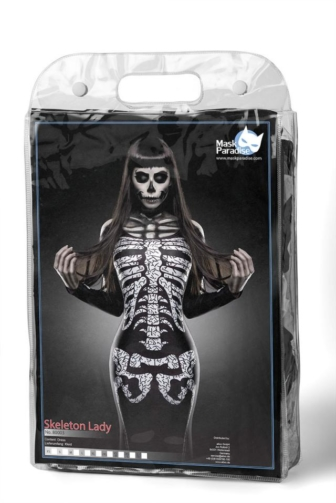 Skeleton Lady costume