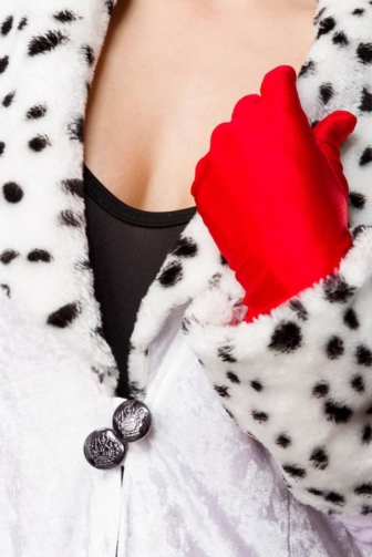 Evil Dalmatian Lady costume