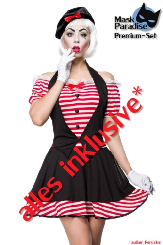 Sexy Mime