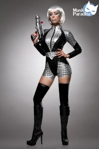 Space Girl Costumeset