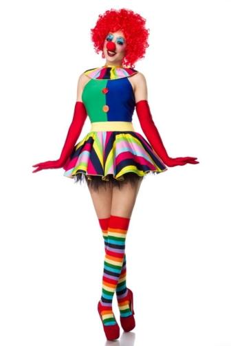 Clown Girl costume