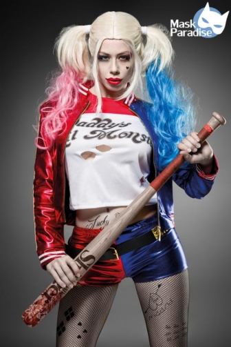 Movie Character: Suicide Harley