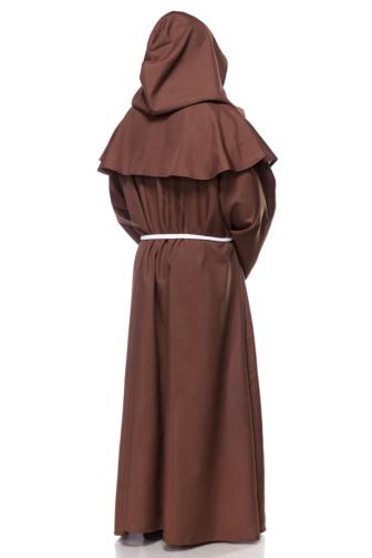 Monk Costume