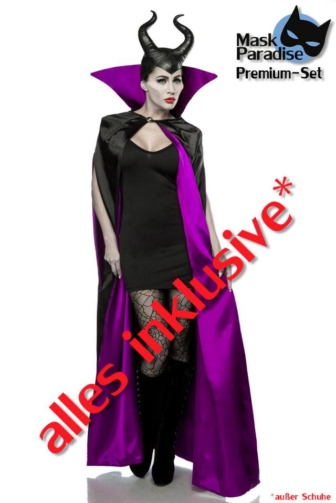 Malevolent Fairy costume