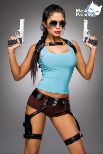 Movie Character: Gamer Girl