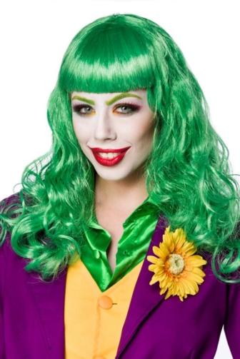 Lady Joker Wig
